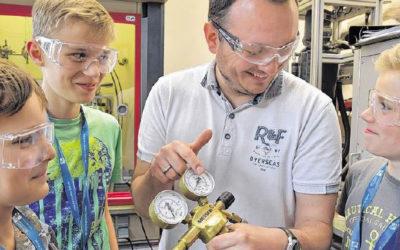 Ostfriesen-Zeitung: Selbst Kraftstoff herstellen
